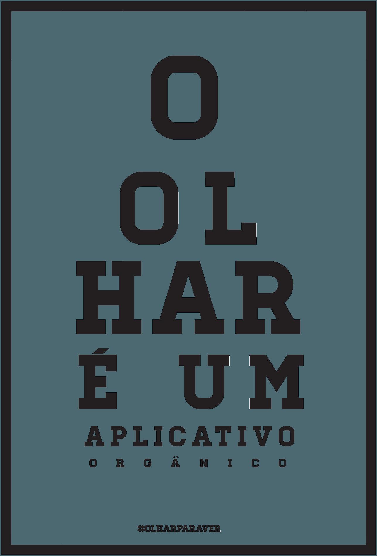 Aplicativo Orgânico