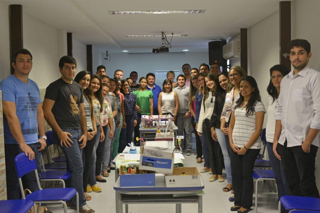 Workshop sistêmico em parceria com Claudia Miranda para a Bureau Contábil.